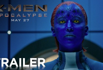 Catch The Mystique In This New X-Men: Apocalypse Trailer