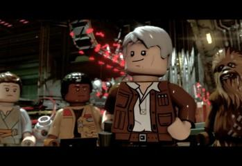 Gameplay Trailer For LEGO Star Wars: The Force Awakens