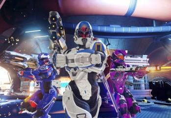Halo 5: Guardians Trailer Promises Multiplayer Experience