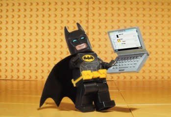 Let's Be Clear – There Will Be No Talking About Feelings In Batman LEGO Movie Trailer