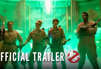 The First Full Ghostbusters Trailer Has Arrived — Watch It Now