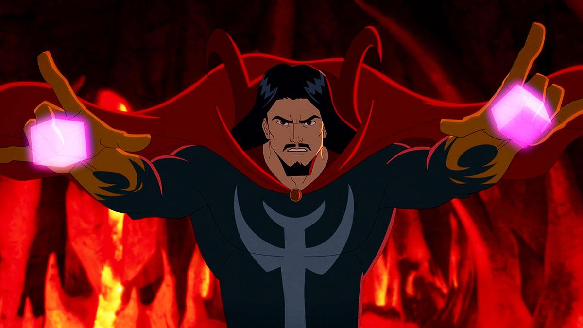 Marvel's Avengers Ultron Revolution Into the Dark Dimension