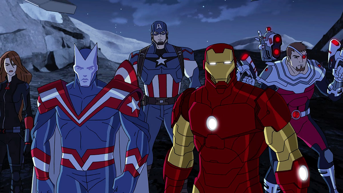 """Marvel Animated Premieres for April 10, 2016: """"Guardians of the Galaxy,"""" """"Avengers: Ultron"""