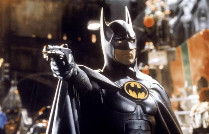 Michael Keaton-Batman
