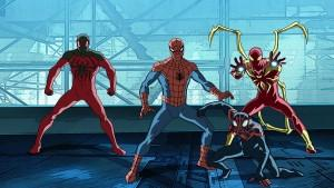 Ultimate Spider-Man vs. the Sinister Six: Force of Nature