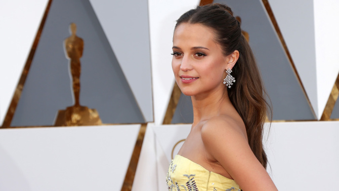 Alicia Vikander is your new Lara Croft for the Tomb Raider reboot