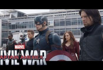 Friends Meet Friends In Captain America: Civil War Trailer