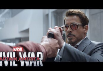 Less Talking, More Action In Latest Captain America Trailer