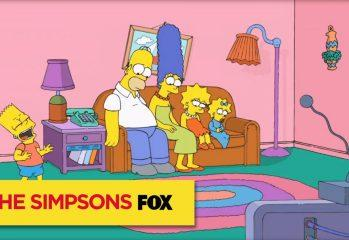 New Simpsons Couch Gag Animated By Disney's Eric Goldberg