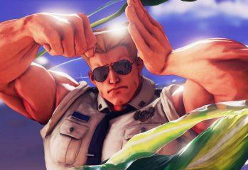 Street Fighter Guile Trailer – No Need To Talk, Let's Do This!