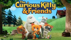 The Curious Kitty & Friends