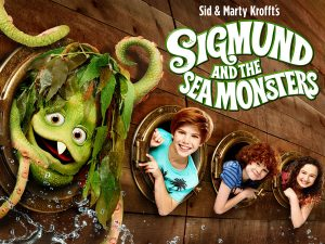 Sigmund e os Sea Monsters (2016)