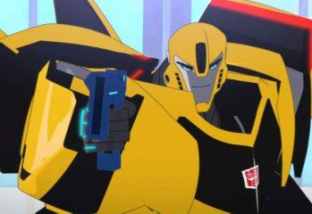 Transformers: Robots in Disguise Grimlock
