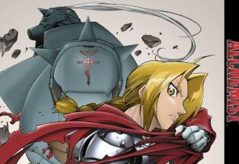 "Anime Limited Taking Pre-orders For Limited Edition ""Fullmetal Alchemist"" Blu-ray Set"