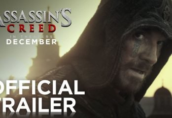 Assassin's Creed Is Getting A Movie, And The First Trailer's Out