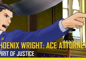 Capcom Releases Trailer For Ace Attorney: Spirit Of Justice