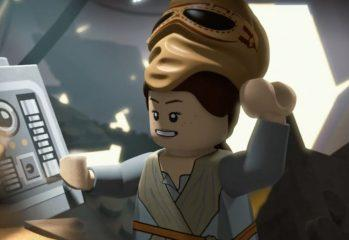 LEGO Star Wars: Resistance Rises – Rey Strikes Back