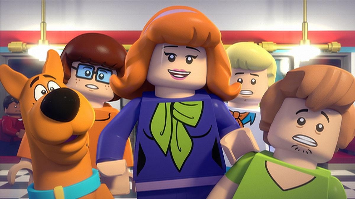LEGO Scooby-Doo Haunted Hollywood