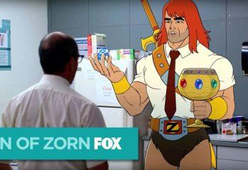 Son Of Zorn Coming To Fox This Fall