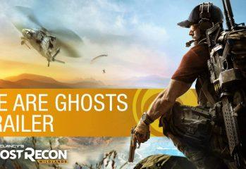 Tom Clancy's Ghost Recon Wildlands Trailer – We Are Ghosts