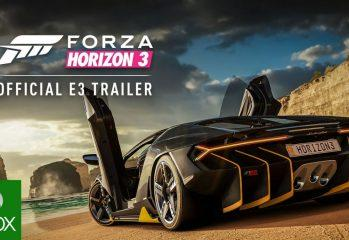 E3 2016: Forza Horizon 3 Goes Down Under