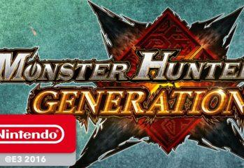 E3 2016: Monster Hunter Generations Trailer And Demo