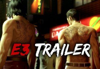 E3 2016: Sega Gives The Yakuza An 80's Twist