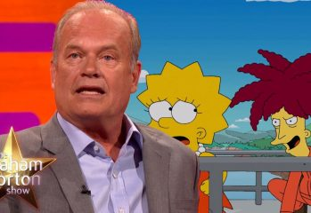 Kelsey Grammer Relates Sideshow Bob Voice Origins