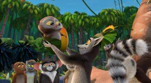 Frederik Wiedmann All Hail King Julien