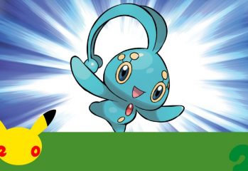 Mythical Pokemon Manaphy Available Through The Month Of June