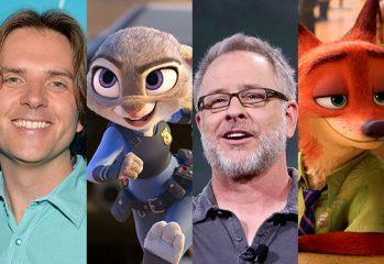 Byron Howard and Rich Moore Zootopia