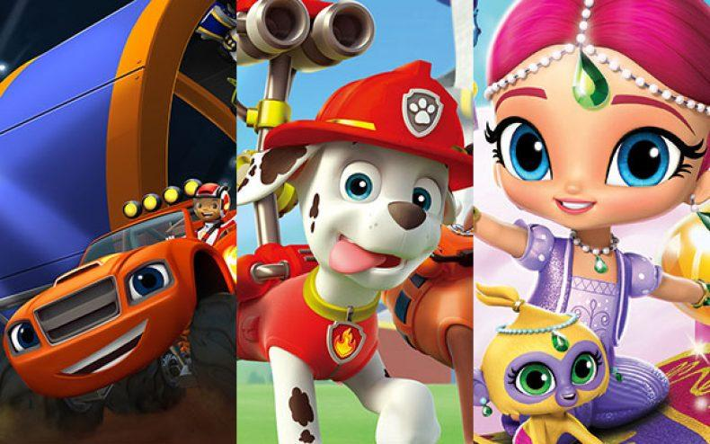 Nickelodeon Renews Quot Blaze Amp The Monster Machines Quot Quot Paw