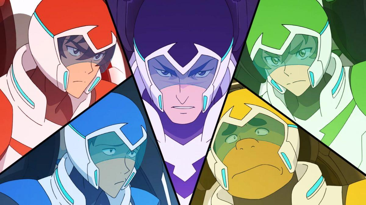 Review Quot Voltron Legendary Defender Quot Forms A Not That Blazing Sword Toonzone News