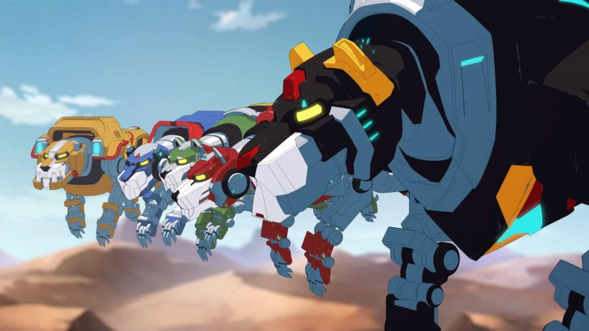 Nycc 2016 the voltron legendary defender panel previews season voltron legendary defender biocorpaavc