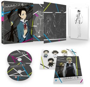 Durarara X2 Shou Box Art