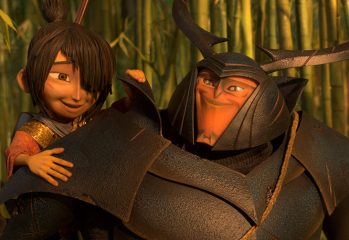 Kubo and the Two Strings Art Parkinson