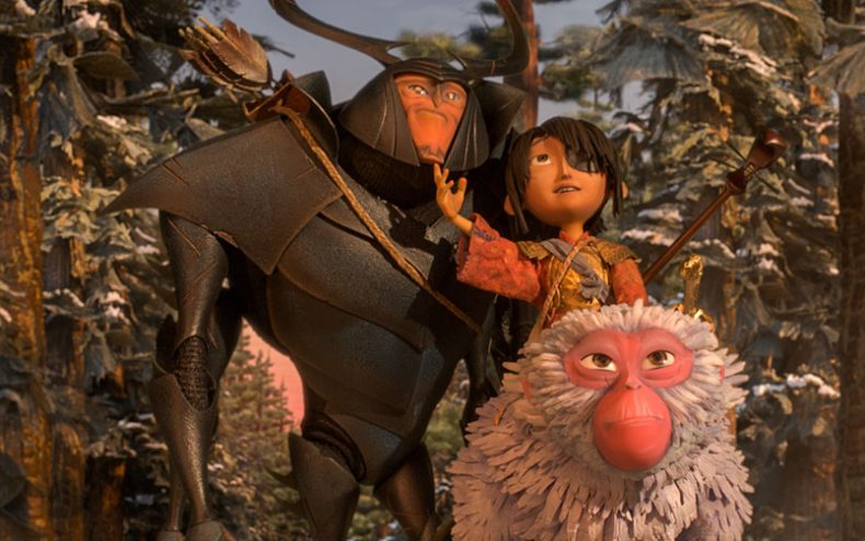 Kubo and the Two Strings - Holiday Gift Guide 2016 - Digital, Blu-ray and DVD