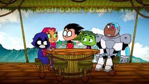 Teen Titans Go Open Door Policy