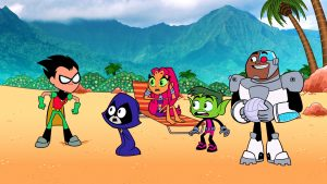 Teen Titans Go Pure Protein