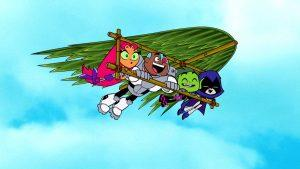Teen Titans Go The Titans Show