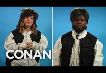 Comic-Conan Day 3: Suicide Squad And Star Wars Auditions