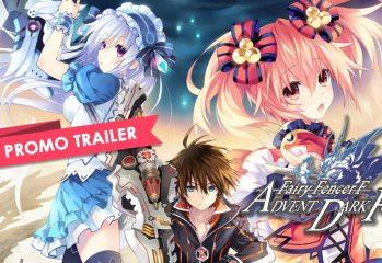 Fairy Fencer F: Advent Dark Force Comes To PS4 July 26