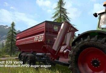 Farming Simulator 17: From Seed To Harvest