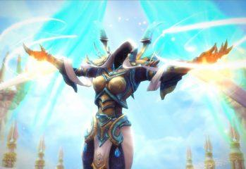 Heroes Of The Storm – Auriel Trailer