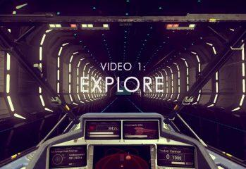 No Man's Sky Pillar Trailer 1 – Explore