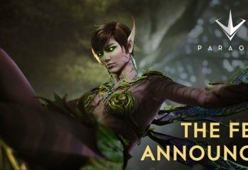 Paragon – The Fey Announcement Trailer