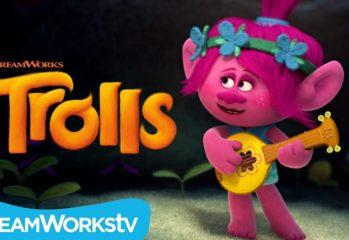 "SDCC 2016: DreamWorks Offers Musical ""Trolls"" Trip"