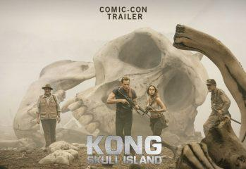 "SDCC 2016: ""Kong: Skull Island"" Makes The Big Ape Bigger"
