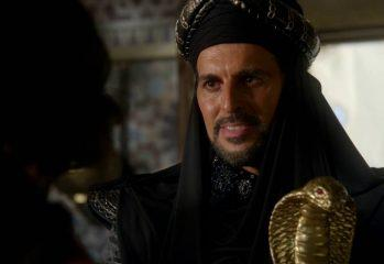 SDCC 2016: Once Upon A Time Casts Jafar Again