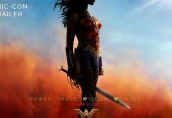 SDCC 2016: Watch The First Wonder Woman Trailer